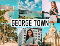 Free George Town Mobile & Desktop Lightroom Presets