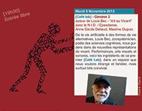 04 - Brochures design for art & music center