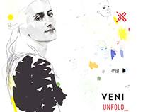 VENI_UNFOLD cover art