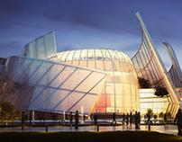 Cairo Concert Hall Proposal