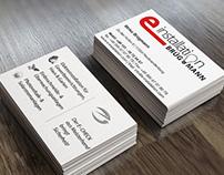 Branding Design Elektroservice Brügmann