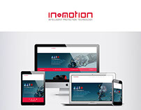 Site Vitrine et e-commerce Inemotion - Portfolio