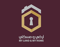 my land & my home logo