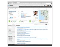 UX/UI: B2B Web App
