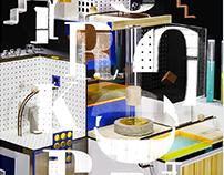 Yorokobu Cover - Titles Sequence