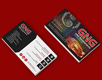 GNG Developments - Business Card