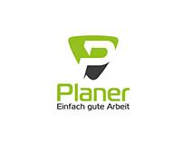 Brand identity for Plnr