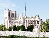 ASPIRE FOR HOPE: A NOTRE DAME CATHEDRAL REDESIGN