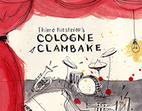 Cologne Clambake - CD Design