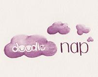 Doodle Nap Branding