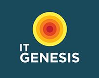 Фирменный стиль IT Genesis