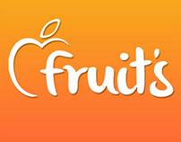 Manual de Identidade Visual - Fruit's