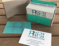 The RDH Connection, logo design