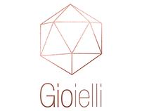 Identidade Visual: Gioielli