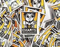 Stickers Emarts 2015