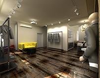 "project fashion clothing Salon ""KARAVAY"""