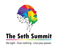 Logo Designing : The Seth Summit