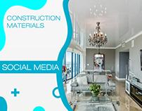 Construction Materials - Social Media