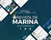 REVISTA DE MARINA Campaña Redes sociales