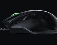 Razer New Mamba Gaming Mouse