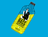 Bass Drop Energy Drink