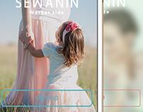 Matching babyshitter app SEWANIN(Concept design)