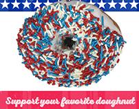 Election Day Doughnut Party