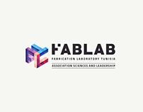 FABLAB TN - Logo Design
