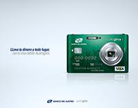Banco del Austro  |  Publicidad