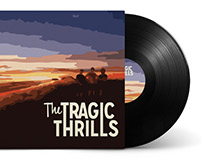 The Tragic Thrills - Packaging and Branding