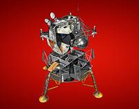Lunar Module Apollo XI (LEM)