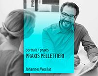 Praxisfotoshooting mit der Schweizer Praxis Pellettieri