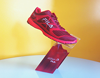 FILA Kenia Racer 3 Display