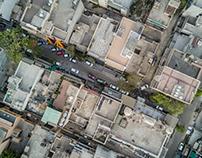Zoom Out_City_DJI Mavic Pro