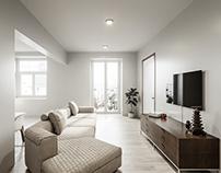 95m² Apartment