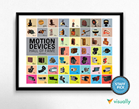 Motion Devices - Hall of Fame