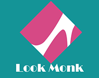 Look Monk Logo