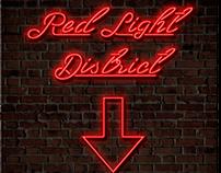Red Light Neons