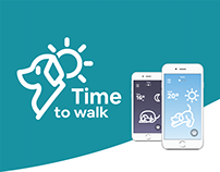 Time to walk App