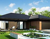 Z406- gotowy projekt domu