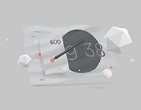 OS UI exploration