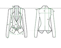 Womenswear Technical Design