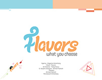 """ Flavors """