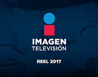 Imagen Television Graphic On Air Promotions Reel 2017