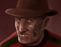 Freddy fan art