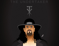 The Undertaker Illustration