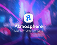 Atmosphere - UI&Branding