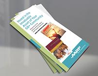 Faith-Based Resources Tri-Fold Brochure