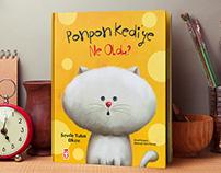 CHILDREN BOOK | Ponpon Kedi'ye Ne Oldu?