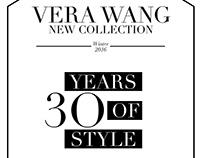 Didot-Vera Wang Invitation